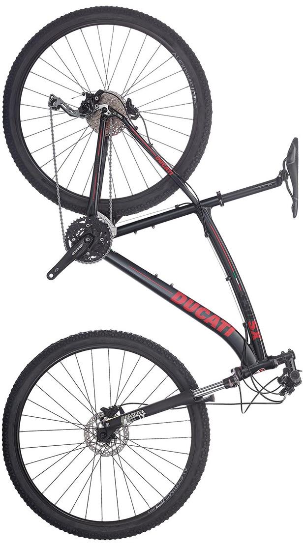 Nueva (y económica) gama de bicicletas Ducati