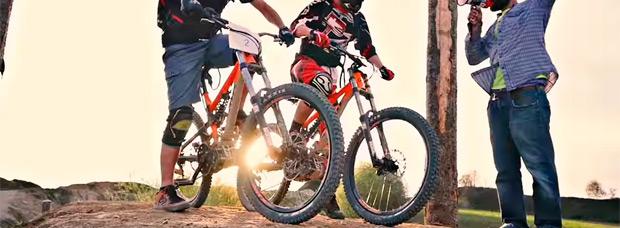 EGO Gravel Battle 2015, la primera competición extrema para bicicletas de montaña eléctricas