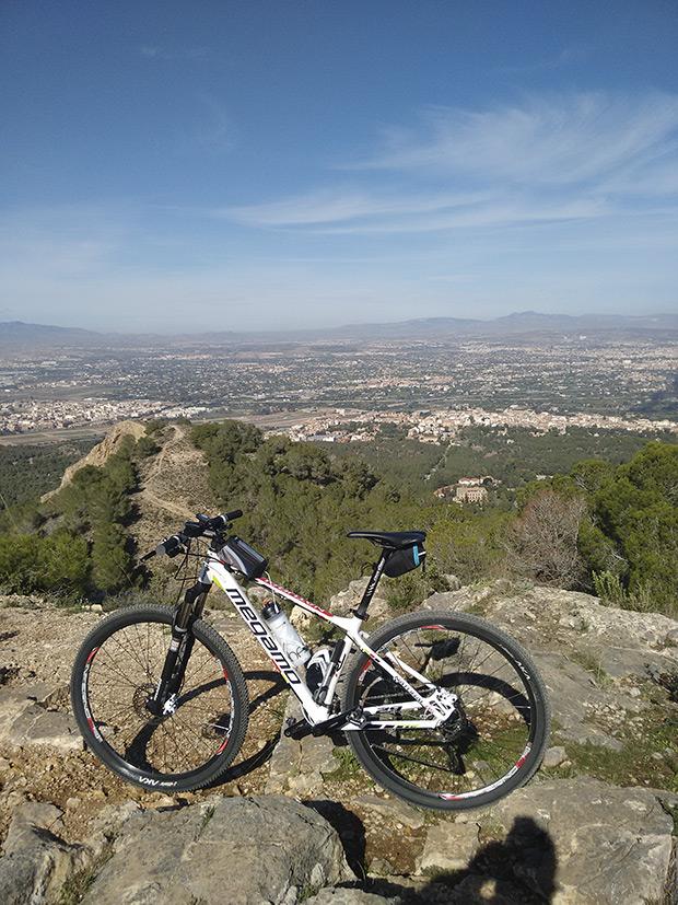"""La foto del día en TodoMountainBike: """"El Valle (Murcia)"""""""
