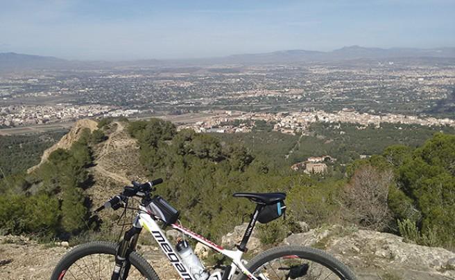 La foto del día en TodoMountainBike: 'El Valle (Murcia)'