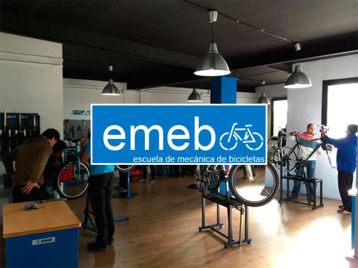 EMEB, una de las mejores escuelas de mecánica de bicicletas en España