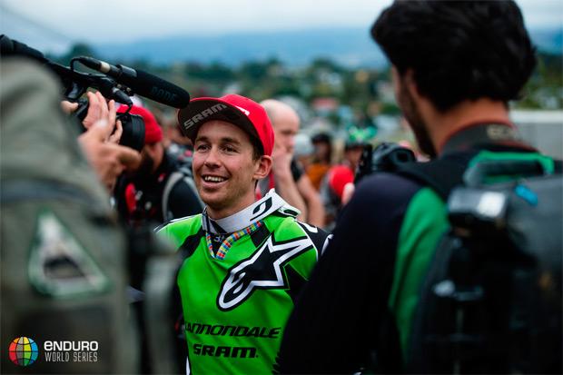 Enduro World Series 2015: Las mejores imágenes y el resumen en vídeo de la Ronda 1 (Rotorua, Nueva Zelanda)