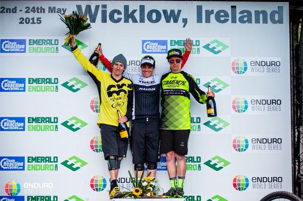 Enduro World Series 2015: Las mejores imágenes y el resumen en vídeo de la Ronda 2 (Wicklow, Irlanda)