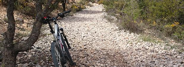 La foto del día en TodoMountainBike: 'Vía Verde Tajuña - La Alcarria'