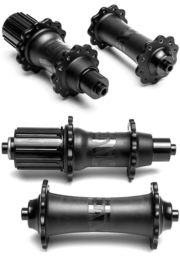 Novedades 2016: Nuevas ruedas M60 HV y M70 HV y nuevos bujes ultraligeros de ENVE