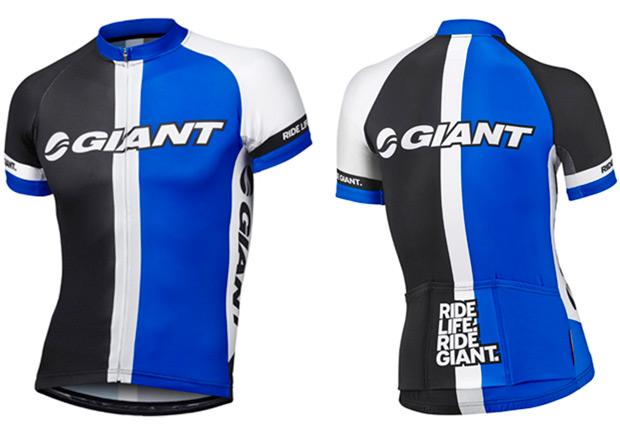 Giant Race Day, la nueva equipación de Giant para los/as ciclistas más exigentes