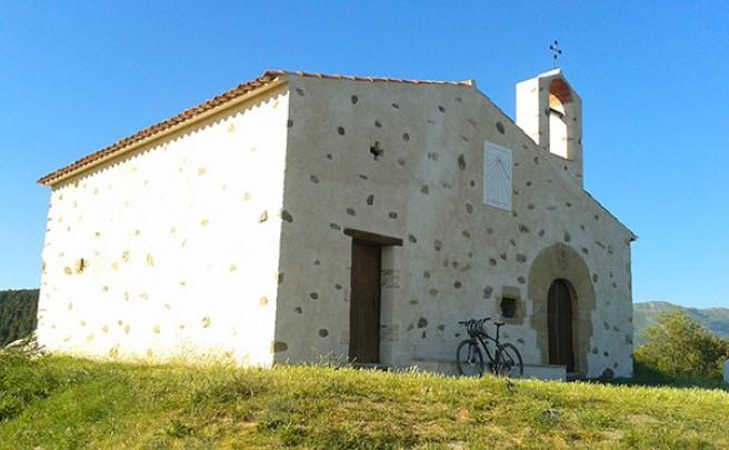 La foto del día en TodoMountainBike: 'Ermita de St. Elies'