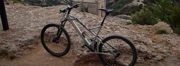 La foto del día en TodoMountainBike: 'En la Montaña de Montserrat'