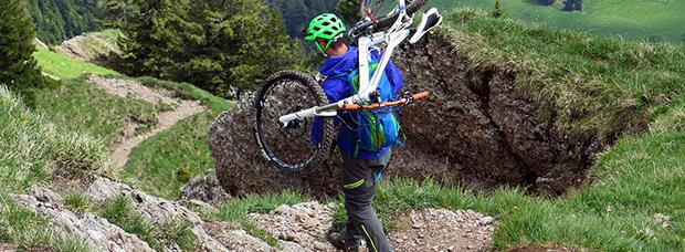 Los cinco errores más comunes entre los principiantes del Mountain Bike