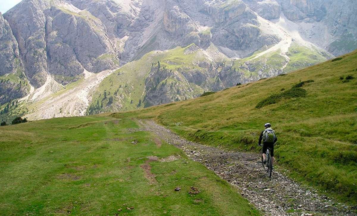 Los errores más frecuentes de los ciclistas de montaña