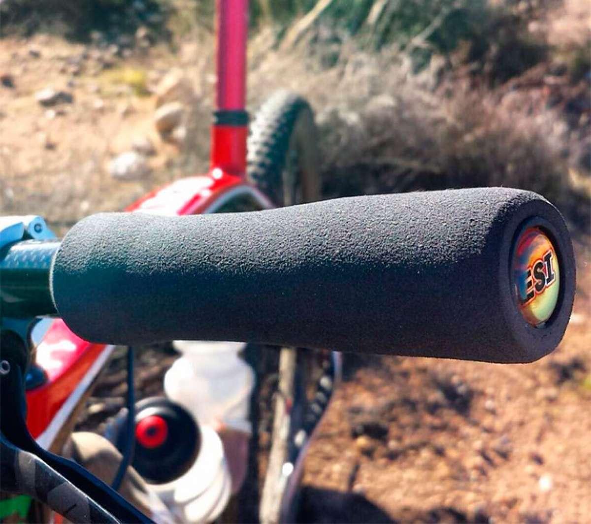 ESI FIT XC, los nuevos puños ergonómicos de silicona de ESI Grips