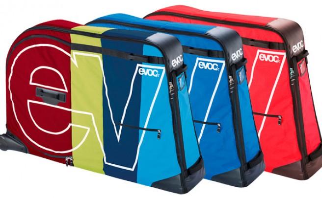 EVOC Bike Travel Bags, la solución perfecta para viajar con nuestra bicicleta