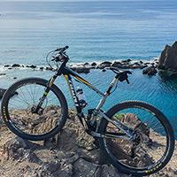 La foto del día en TodoMountainBike: 'El Faro de Cabo de Gata'