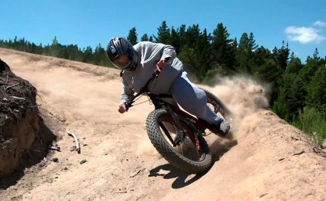 La divertida opinión acerca de las 'Fat Bikes' de Eddie Masters