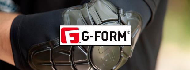 G-Form, protecciones de alto rendimiento para deportistas