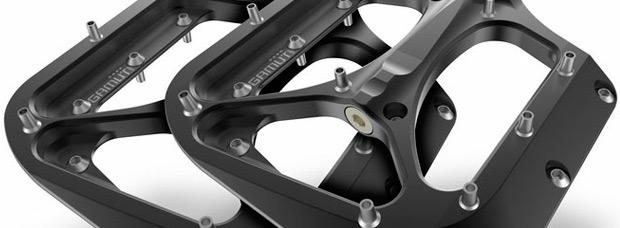Gamut Podium, los nuevos pedales de plataforma de la firma americana