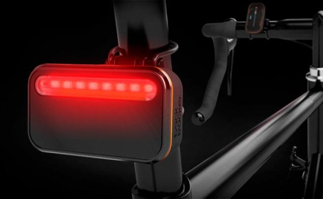 Garmin adquiere iKubu, el fabricante del primer radar de proximidad trasero para bicicletas