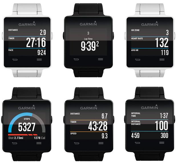 Garmin Vívoactive, un nuevo reloj 'inteligente' con funciones específicas para deportistas