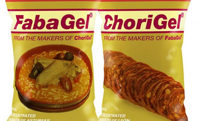 FabaGel y ChoriGel, dos nutritivos geles energéticos con efecto 'anti-chuparruedas'