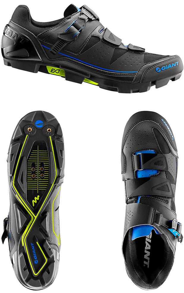 Nueva gama de zapatillas de alto rendimiento (para carretera y montaña) de Giant