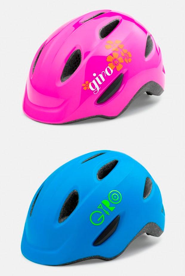 Giro Scamp MIPS, un casco infantil con especificaciones para adultos