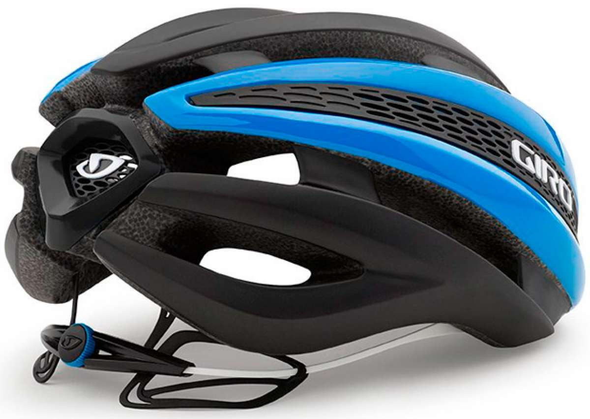 Giro Synthe: El casco 'aero' más aerodinámico, ligero y polivalente de Giro