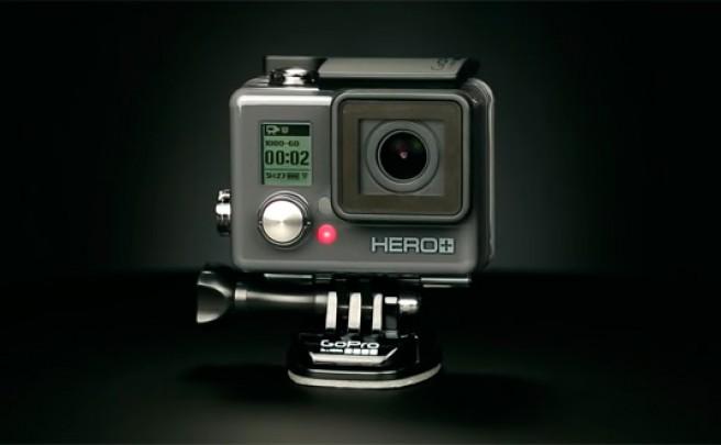 Nueva GoPro HERO+ con pantalla LCD táctil