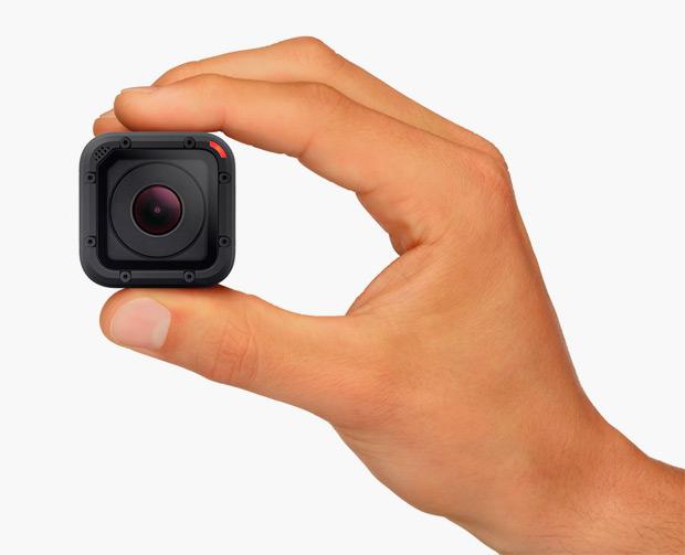 HERO4 Session, la GoPro más pequeña, ligera y práctica hasta la fecha