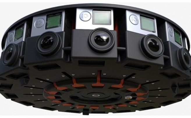 GoPro Odyssey, un anillo de 16 GoPro HERO4 para desarrolladores de Realidad Virtual