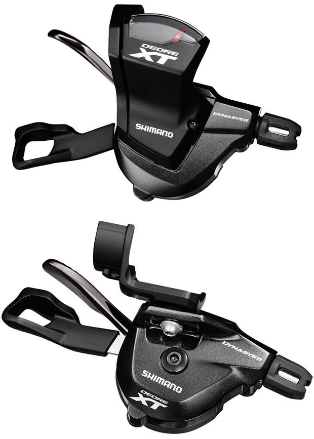 Shimano XT 2016: Nuevos grupos de 11 velocidades para 1, 2 y 3 platos y nuevas ruedas, frenos y pedales en camino