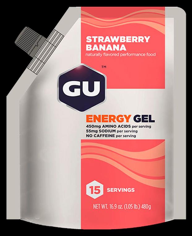 Nueva barrita energética y nuevo gel multiservicio de GU Energy