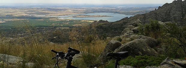 La foto del día en TodoMountainBike: 'Por la Hoya de San Blas'