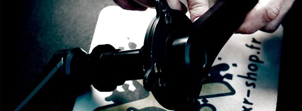 HXR Easy Shift, un nuevo sistema de transmisión para bicicletas de Enduro y DH