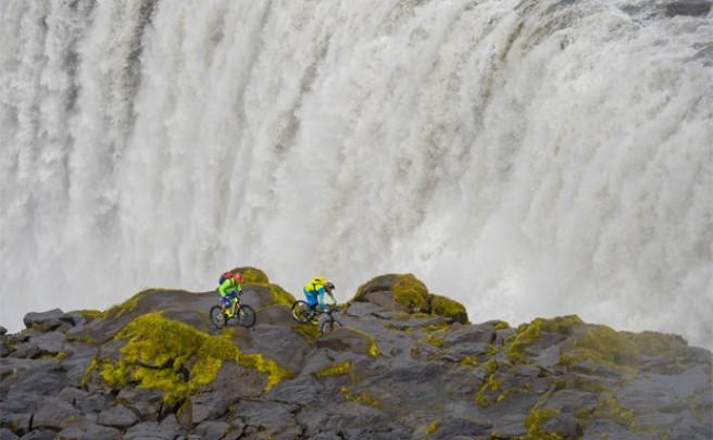 Descubriendo Islandia con Steve Peat y Hans Rey
