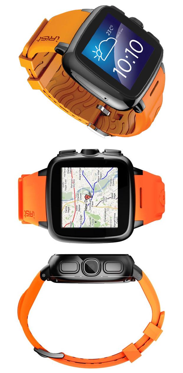 Intex iRist, un reloj inteligente y funcional sin necesidad de 'smartphone'