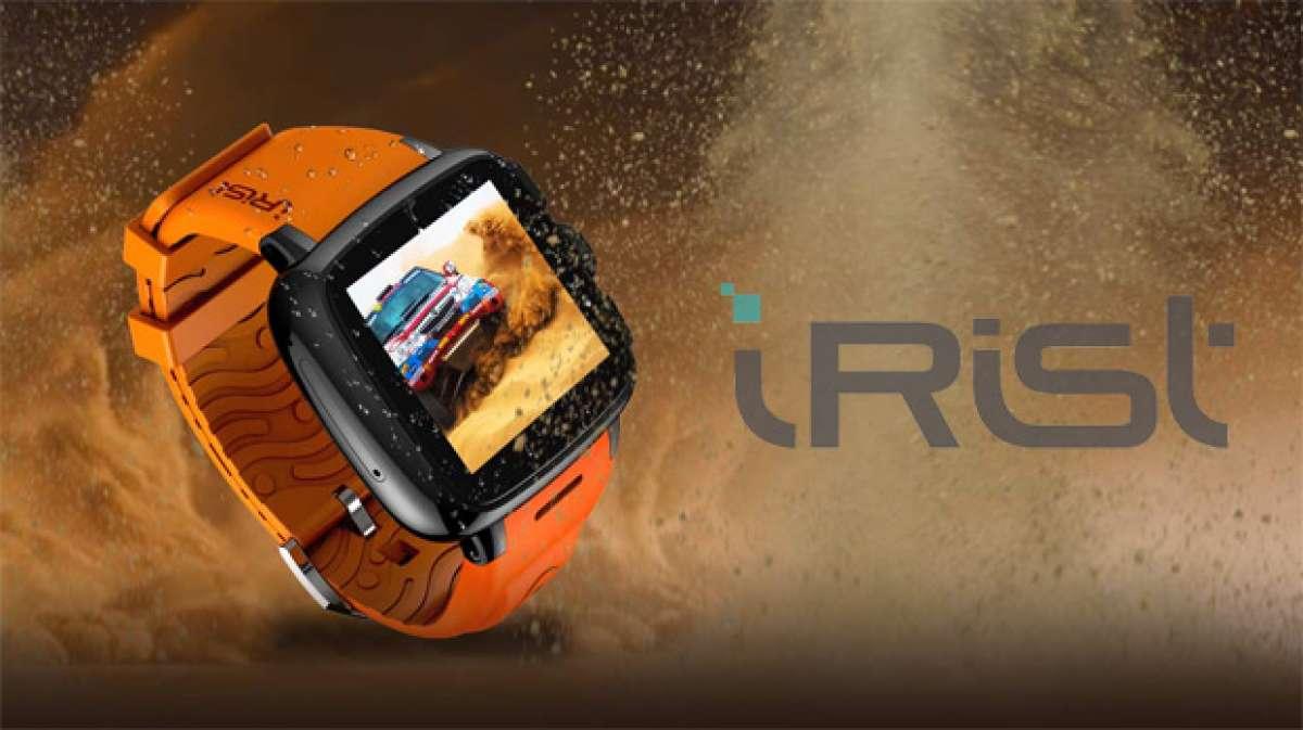 """Intex iRist, un reloj inteligente y funcional sin necesidad de """"smartphone"""""""