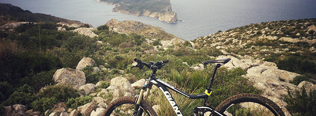 La foto del día en TodoMountainBike: 'Isla Dragonera'