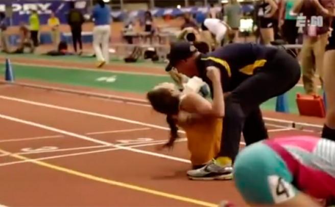 Kayla Montgomery, un estremecedor ejemplo de superación personal y deportiva