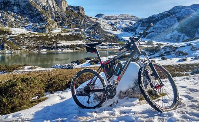 La foto del día en TodoMountainBike: 'Lagos de Covadonga'