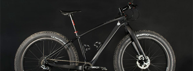 Así es el cuadro 'Fat' de LaMere Cycles, probablemente el más ligero del mundo