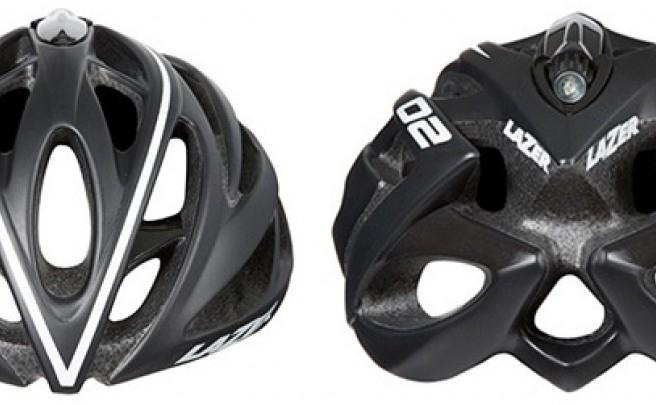 Nueva versión 'Deluxe' para el casco Lazer O2, ahora con carcasa aerodinámica, cierre de seguridad, sotocasco y dos juegos de almohadillas