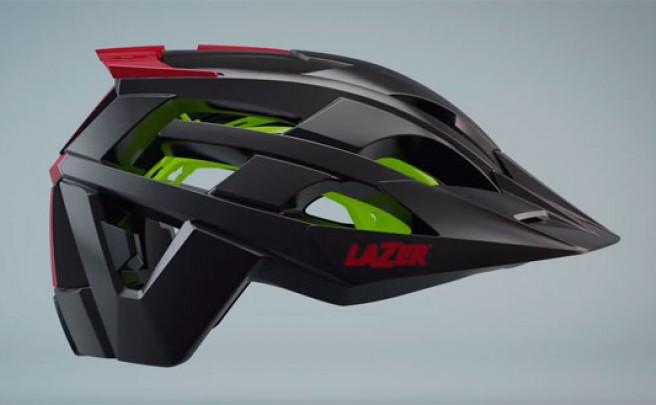 Nueva versión MIPS para el casco Lazer Oasiz