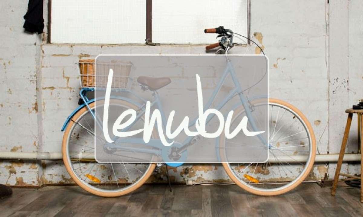 Lenubu, un nuevo distribuidor de productos ciclistas originales y exclusivos