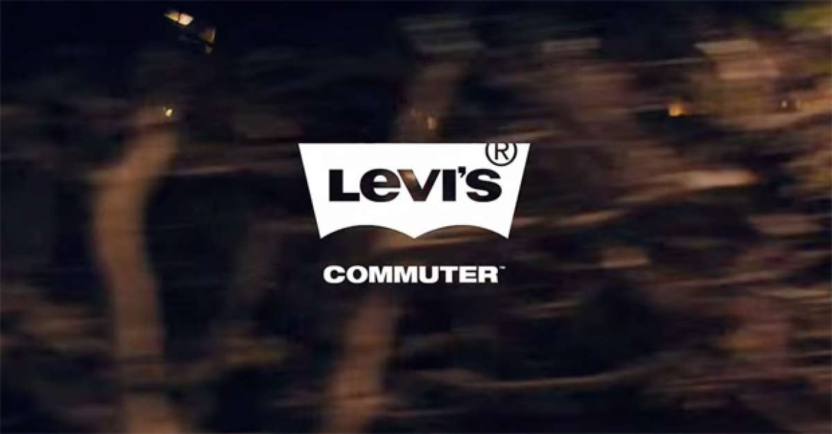 """Así se presenta Levi""""s Commuter, la nueva colección de ropa para ciclistas"""