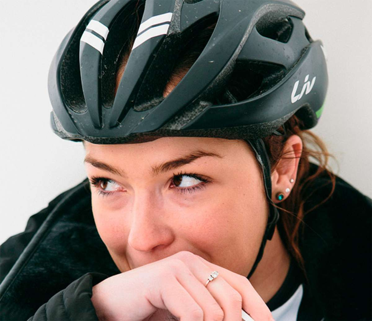 Nueva gama de cascos de alto rendimiento de Liv