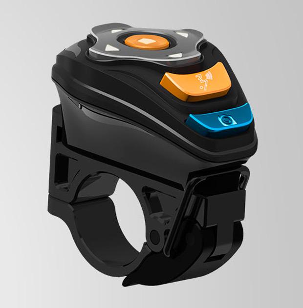 Livall, un casco 'conectado' con iluminación, altavoces, micrófono y giroscopio de 3 ejes