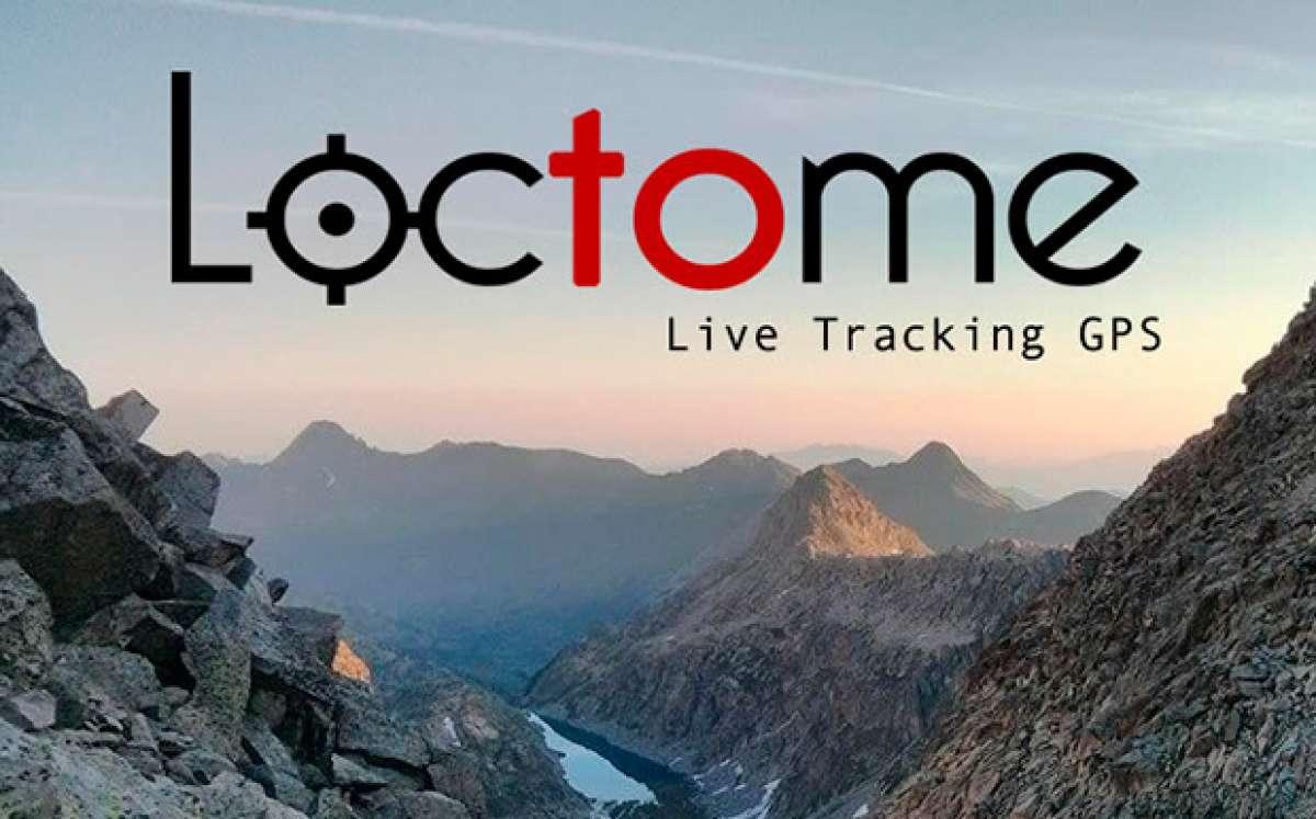 Loctome, una práctica aplicación de geolocalización GPS en tiempo real