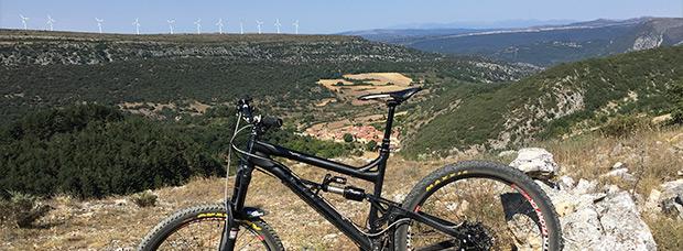 La foto del día en TodoMountainBike: 'Los Altos (Burgos)'