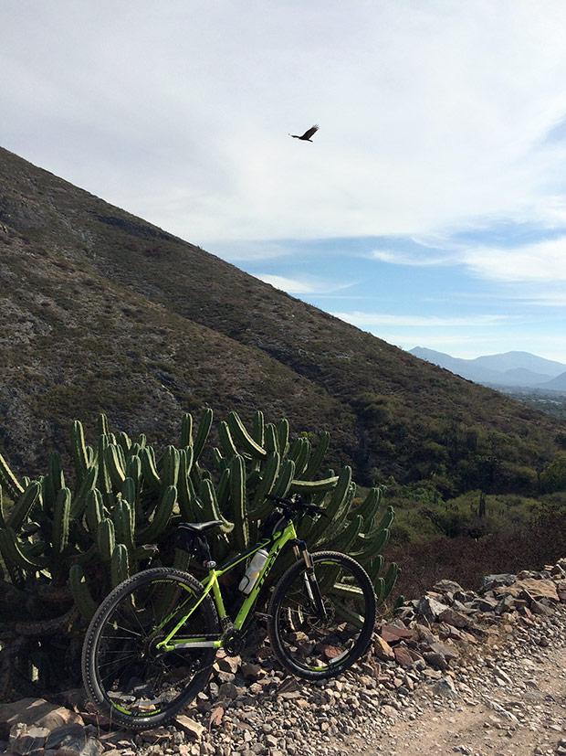La foto del día en TodoMountainBike: 'Ruta en Zimapán (México)'