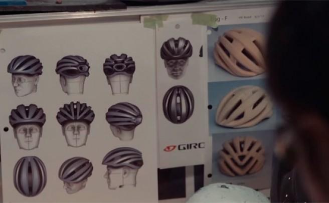 Así se fabrica el nuevo casco Giro Synthe MIPS